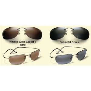 Maui Jim Kapalua GUNMETAL/NEUTRAL GREY 502 02 Everything