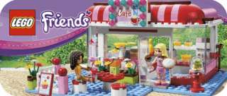 Welcome to the world of LEGO Friends, where girls can build, create