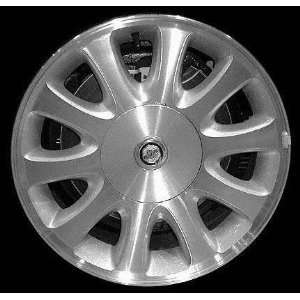 01 02 CHRYSLER TOWN & COUNTRY VAN ALLOY WHEEL (PASSENGER