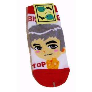 Big Bang TOP Kpop Sock (Tonight)