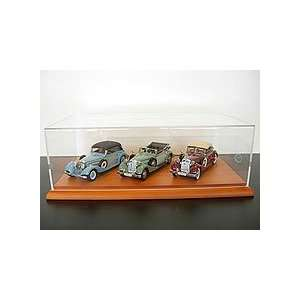 Diecast Car Acrylic Display Case   Large, 118 Everything