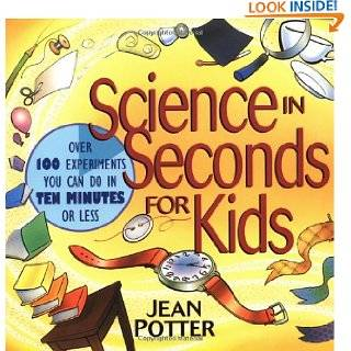Books Science, Nature & How It Works Experiments & Projects