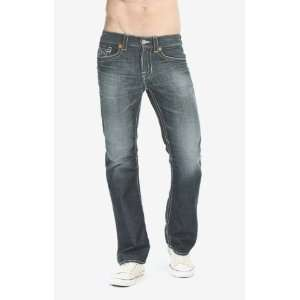 Big Star Mens Pioneer Boot Cut Jeans 33L
