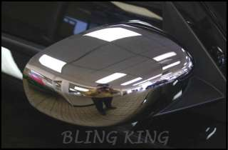 06 2010 Charger Chrome MIRROR/HANDLE cover package
