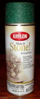IT STONE TEXTURED SPRAY PAINT JADESTONE 18211 NEW 724504182115