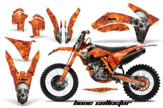 AMR RACING DECAL GRAPHICS KIT KTM 250/350/450 SX F 2011