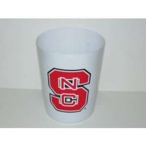 North Carolina State Wolf Pack Wastebasket