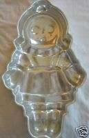 WILTON RAGGEDY ANN DOLL CAKE PAN 502 968 BIRTHDAY