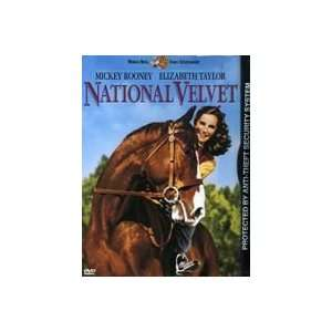 New Warner Studios National Velvet Product Type Dvd Drama