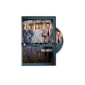 New Warner Studios High Society Product Type Dvd Comedy