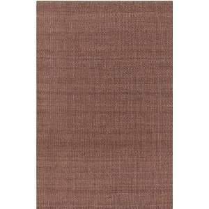 5x76 Amela Hand woven Rug, Brown, Carpet