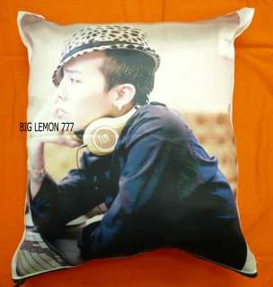 Dragon ~ BIG BANG BigBang Photo Cushion Pillow Cover /Pillowcase