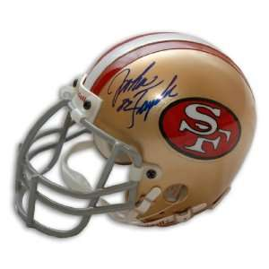 John Taylor Autographed San Francisco 49ers Authentic Mini