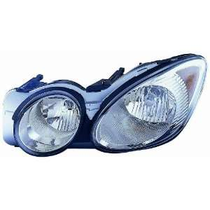 LaCrosse/Allure Driver Side Replacement Headlight Assembly Automotive