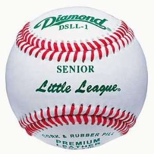 Diamond Dsll 1 Sr Ll Baseball (Case of One Dozen Balls