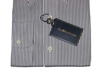 145.00 NWT POLO RALPH LAUREN MENS DRESS SHIRT 15.5 34