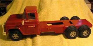 PATENTS APPLIED FOR BUDDY L SEMI TRUCK CAB TRAILER TOY*****