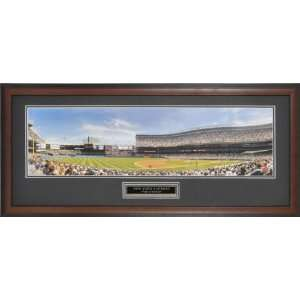New York Yankees   The Stadium   Framed Unsigned Panoramic