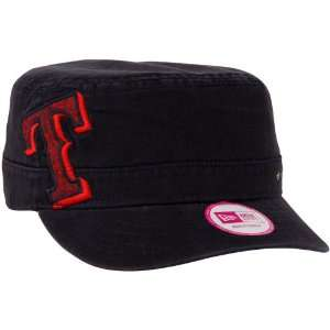MLB New Era Texas Rangers Womens Lace Fancy Military