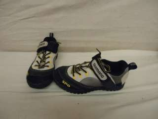 SHIMANO Youth Junior Cycling Mountain Bike Shoes 5 US