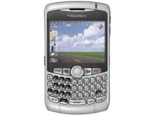 RIM Blackberry Curve 8300 AT&T Unlocked GSM Camera Smartphone (Silver