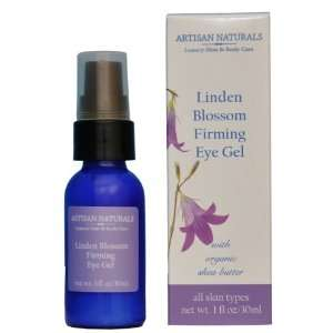 Linden Blossom Firming Eye Gel with Organic Shea Butter