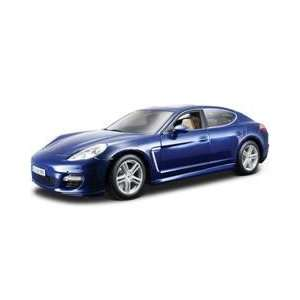 Porsche Panamera Turbo Blue 1/18 by Maisto 36197 Toys & Games