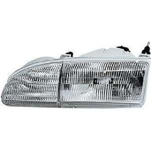 HEADLIGHT ford THUNDERBIRD t bird 94 95 light lamp lh Automotive
