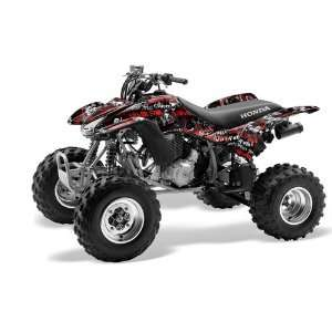 Silver Star AMR Racing Honda TRX 400EX 1999 2007 ATV Quad