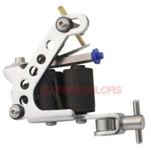 Stainless STEEL Shader Liner Tattoo Machine Gun New FC1