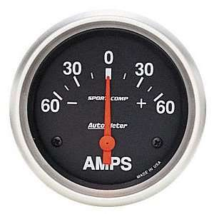 Auto Meter 3586 Sport Compact Short Sweep Electrical