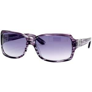 Juicy Couture Glitterati/S Womens Fashion Sunglasses   Violet Sparkle