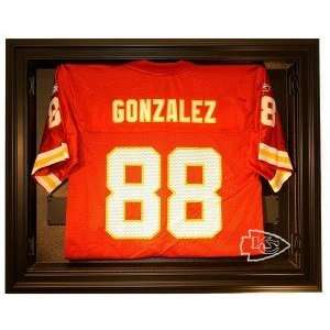 Kansas City Chiefs Removable Face Jersey Display Case