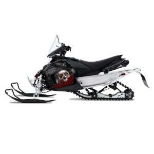 AMR Racing Yamaha Phazer RTX GT Sled Snowmobile Graphics