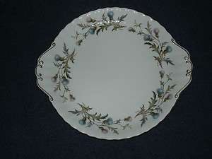 Royal Albert   Brigadoon   Eared Cake Plate (Several available)