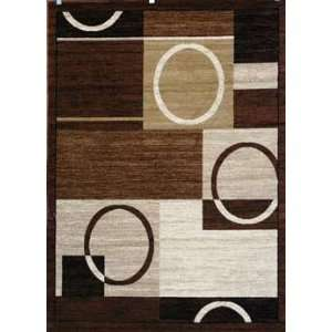 Superior Rugs Brown Rug   hil1032brown   10 x 13