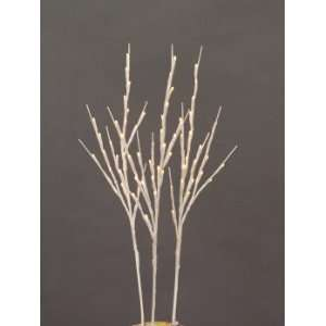 Pack of 6 Snow Drift White Lighted Christmas Snow Branches