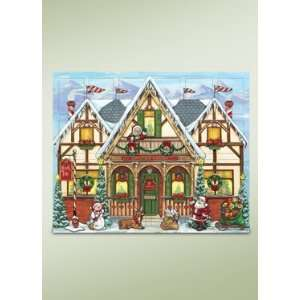 Byers Choice Carolers   Musical Advent Calender   North Pole