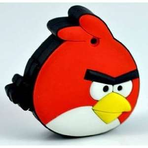 New Angry Bird Style Cartoon USB Flash Drive(Red
