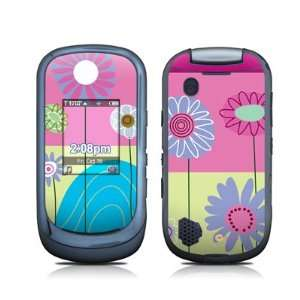 Spring Love Design Skin Decal Sticker for the Motorola Rapture
