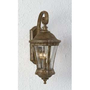 Murray Feiss 3 Light Alden Wall Mount Lantern