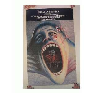 Pink Floyd Poster The Wall Screaming Face