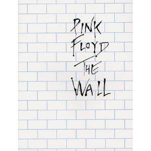 Pink Floyd The Wall   Piano/Voice/Guitar Songbook