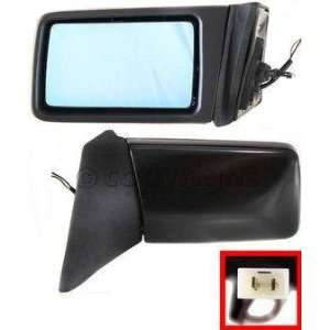 Mirror Drivers Side LH Mercedes Benz E Class Manual Remote