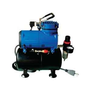 Paasche D3000 Air Compressor and Tank
