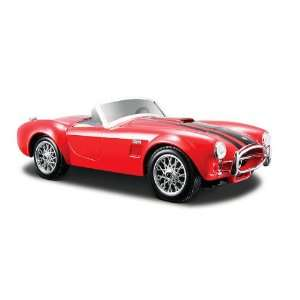 1965 Shelby Cobra 427 Red 1/24 by Maisto 31276 Toys & Games