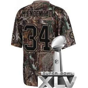 34 Rashard Mendenhall Camo Authentic Jersey 48 60