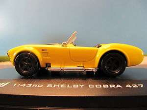 Greenlight Motor World Diecast Ford Shelby Cobra 427 S/C NIB 143