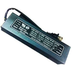 High Output   Power Supply for LED Tape Light   Converts 110 Volt to