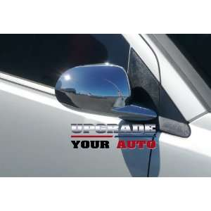 2007 2012 Dodge Caliber Chrome Mirror Covers Set of 2